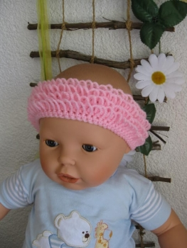 Cute baby headband with slings