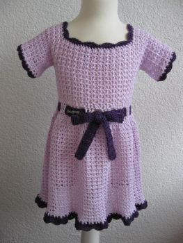 Vintage Sweet child-dress of cotton