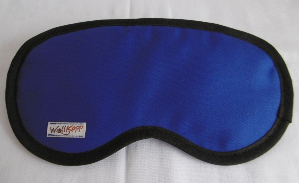 Royal blue sleep goggles-4