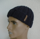 Fisherman hat navy blue