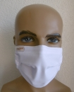 Mouth covering Uni - Breathable, sterilizable and reusable