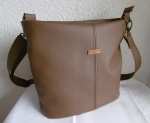 shoulder bag-brown
